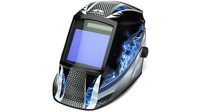 NEW PYRAMEX SAFETY WHAM3030FM Autodark Welding Helmet- Manual 98x87mm