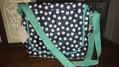 thirty one going places thermal tote bag