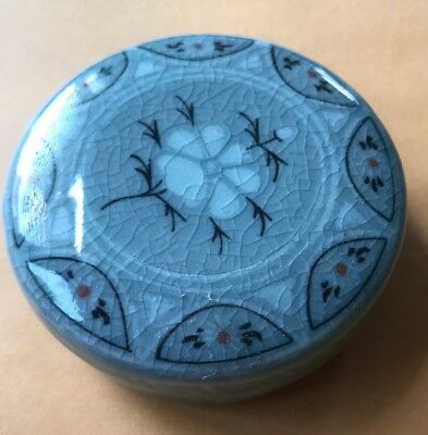 Hand Made Asian & Korean Lidded Dishes