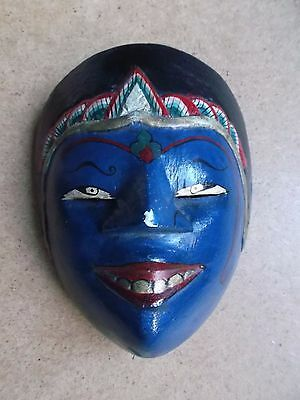 Original Mask. Indo-China. Size 7.5 on 6 inches