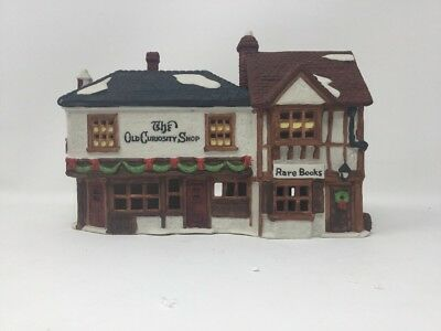 Dept 56 Dickens' Village Series The Old Curiosity Shop #5905-6
