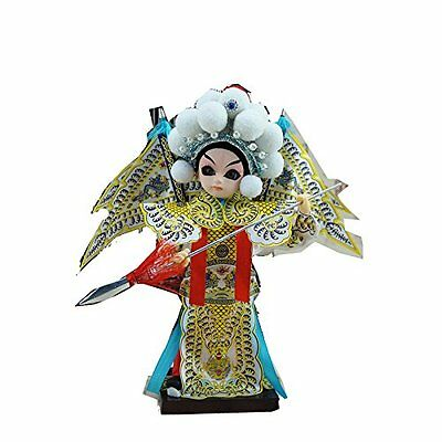 9''/22cm Peking Opera Historical Generals of the Yang Family l-Yang Zongbao