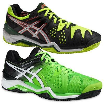 new product 50d56 958a9 Asics Gel-Resolution 6 Clay Court chaussures de tennis baskets homme