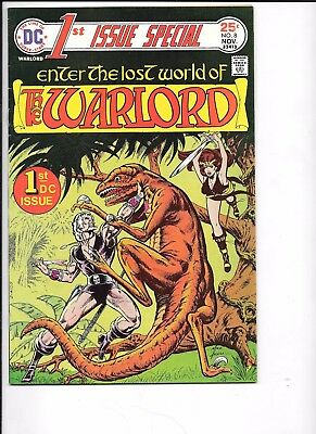 The Warlord  Vol 1 lot 1st Issue Special #8, 1,1,2,2,3,4,5,6,7,9,10,11,12,15 etc