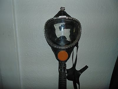Lot Of 5 Scott,various Other Air Supply Masks Various Conditions