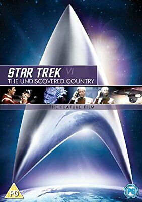 Star Trek VI: The Undiscovered Country [DVD][Region 2]