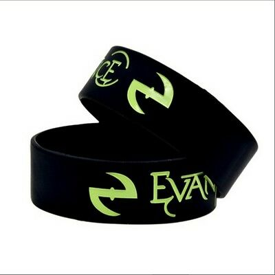 Evanescence rock band Silicone Rubber Wristband bracelet jewelry gift