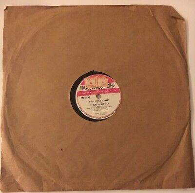 ANTIQUE VERY THICK GRAMAPHONE RECORD Port Street Girls Choir