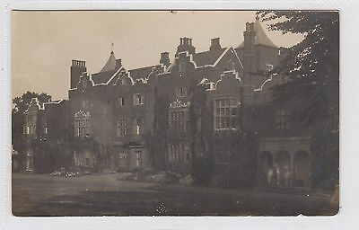 Unknown Country House, C1910.