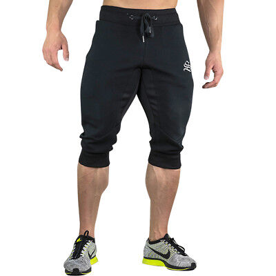 Running Shorts Sports Mens SHORT PANTS Bodybuilding Workout Jogger Shorts Casual