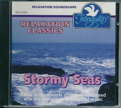 Relaxation Classics Stormy Seas CD Album Very Good Condition