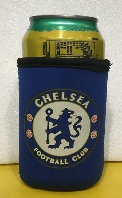 CHELSEA FC Stubby Holder / Drink Cooler /Can Holder