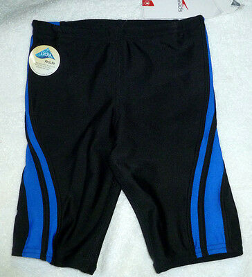 NWT SPEEDO BOY's SIZE 24 RACE II TECH POWERFLEX JAMMER SWIMSUIT,705647H,MSRP$49