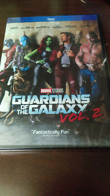 Guardians of the Galaxy Vol. 2 (DVD, 2017) Brand New, Action*  USA!