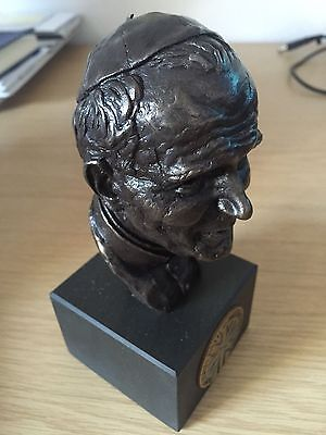 1982 Bronze - Finchwell Designs Limited - Pope John Paul II visit to England