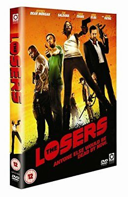 The Losers [DVD][Region 2]