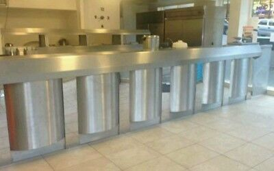 Fish & Chip Shop Equipment - Business Shop Fittings - Free Delivery