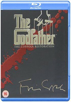 The Godfather Coppola Restoration [Blu-ray]  [1972] [Region Free] [DVD]