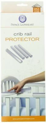 Prince Lionheart Crib Cot Rail Protector Teether Baby Toddler