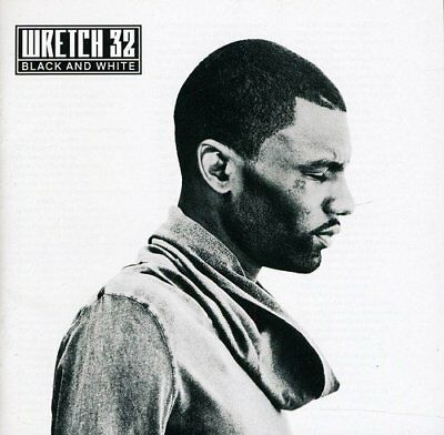 Wretch 32 - Black And White  The Album [CD] Sent Sameday*