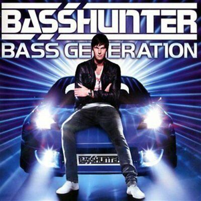 Basshunter - Bass Generation [CD] Sent Sameday*