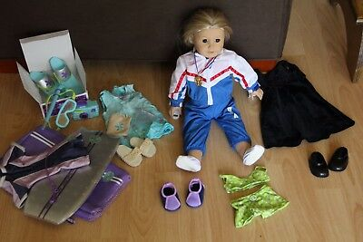 American Girl Doll Kailey Doll-Doll of 2003 Retired 2004