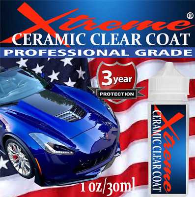 Car Wax Ceramic Car Coating Paint Protection Xtreme Scratch Resistant Gloss