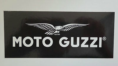 DECAL: MOTO GUZZI motorcycle Decal