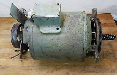 Hobart L800 1 1/2 hp 208 volt 3ph  motor