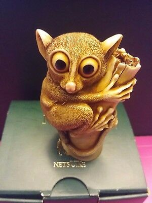 Harmony Kingdom Bush Baby Nib By Bgkcollectibles