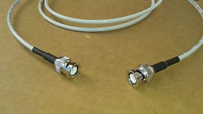 US MADE  BELDEN  50ft  TNC  Male to TNC Female  RF RG-58 Coax Antenna Cable