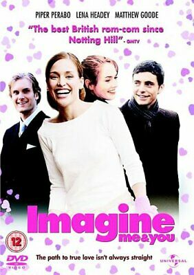 Imagine Me and You [DVD] [2005] [DVD][Region 2]