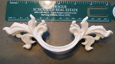 Vintage Dresser Drawer Pull Knob French Provincial Furniture Dresser, Hardware