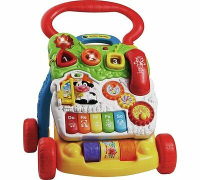 VTech First Steps Baby Walker Activity Attachments That Will Keep Them Entertain