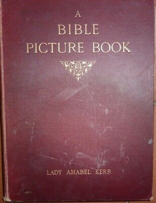 A Bible Picture Book for Catholic Children