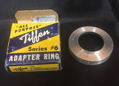 Tiffen #6 Adapter Ring