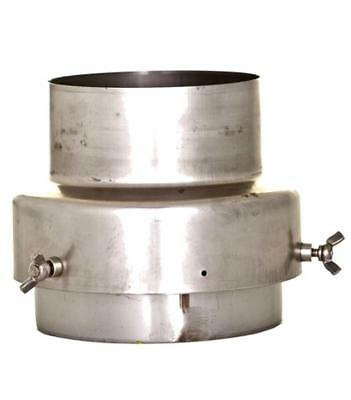 """Colt MA Adaptor, Chimney Liner Joiner, Fitting, Single To flexible - 5"""" 6"""" 5-6"""""""