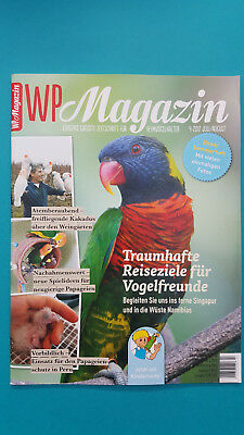 WP Magazin  4-2017 Juli/August  ungelesen 1A absolut TOP