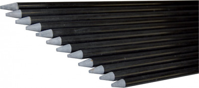 Super Stake / Spike for Telescopic Pole IDEAL for 6m and above Poles