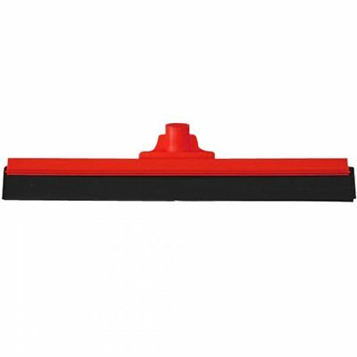 Replacement Red 45cm Professional Hard Floor Cleaning Squeegee Head - Comes With