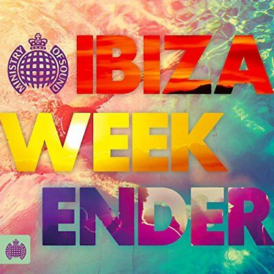 Ibiza Weekender [CD] Sent Sameday*