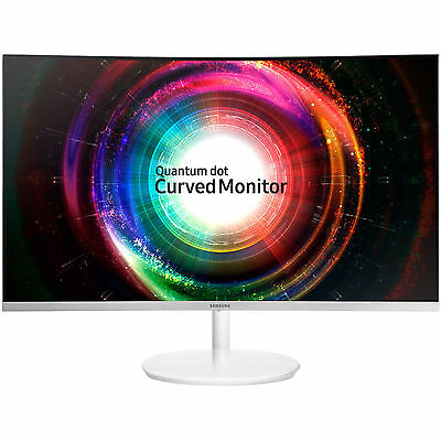 "Samsung C27H711QE 27"" LED 4MS QHD 2560X1440 16:9 HDMI FreeSync VA Curved Monitor"