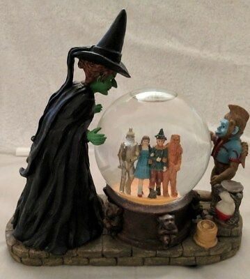 Wizard Of Oz Musical Snowglobe