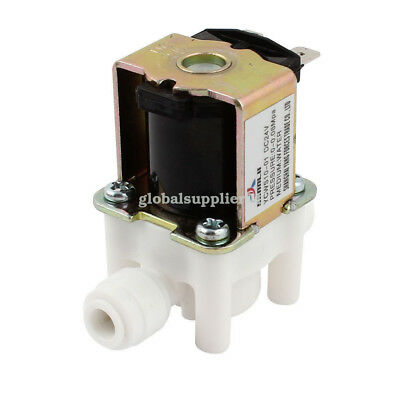 YCWS10-01 DC24V Water Dispenser 6.35mm Tube Outer Dia Inlet Solenoid Valve