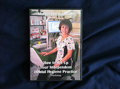How To Set Up Your Independent Dental Hygiene Practice DVD