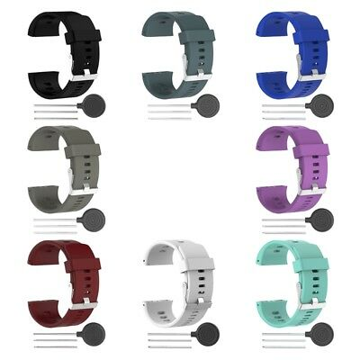 Silicone Replacement Wrist Band Strap Bracelet For Polar V800 Sport Smart Watch