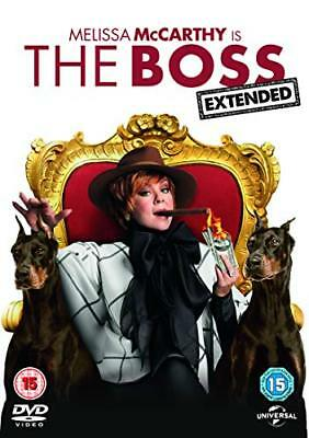The Boss (DVD + Digital Download) [2015] [DVD][Region 2]