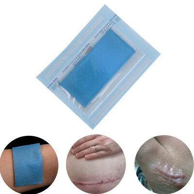 Scar Therapy Remove Trauma Burn Silicon Patch Reusable Acne Gel Skin Repair ZY