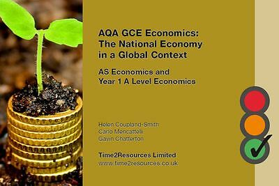 AQA AS & Year 1 Economics: The National Economy in a Global Context