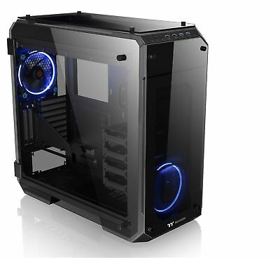 Thermaltake View 71 TG Tempered Glass Full Tower ATX Gaming Computer PC Case